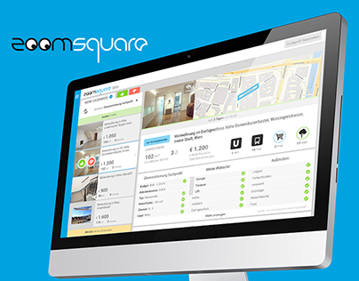 zoomsquare Desktop App - home hunting made easier