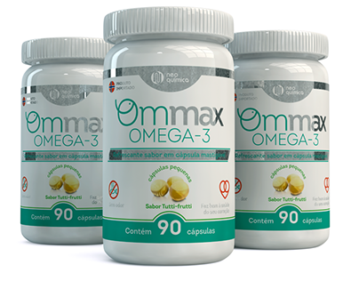 Ommax - Omega 3