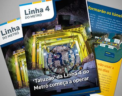 Linha 4 do Metrô