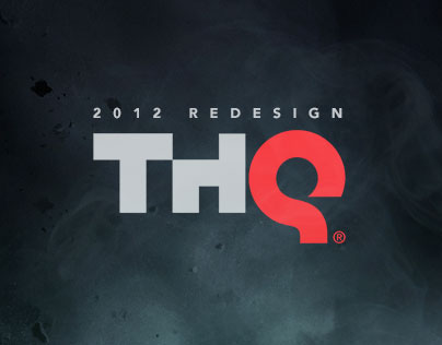 THQ Redesign - 2012