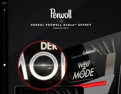 HENKEL / Perwoll Renew Secret