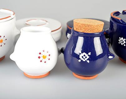 HABO ceramic jars