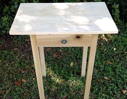 Custom Shaker Table