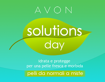 Restyling of a packaging - Avon