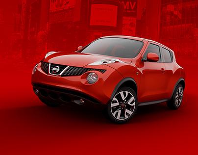 Nissan Juke - Alias Modeling
