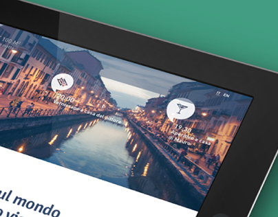 Standbymi: Vacation rentals and events - Landing page