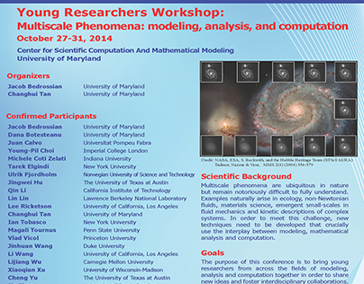 Young Researchers Poster