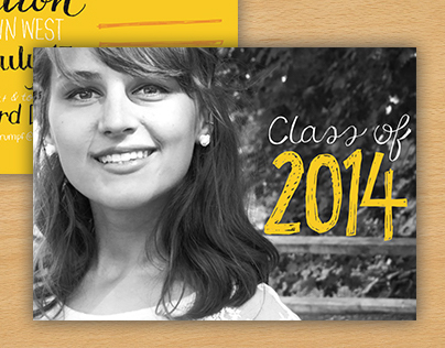 Grad Party Postcards