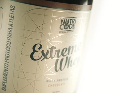 Branding and package - Nutricode