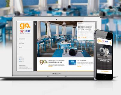 Visa Sal! - Website