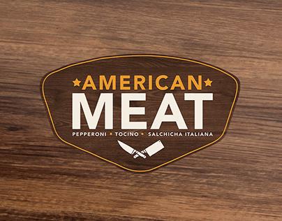 Spot American Meat - Telepizza