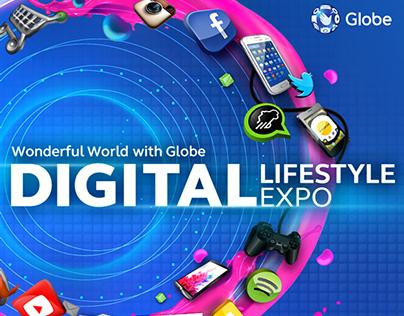 Wonderful World with Globe - Digital Lifestyle Expo