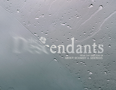 The Descendants: Key Art