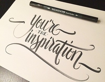 Hand lettering #2