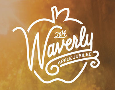 Waverly Apple Jubilee Rebrand
