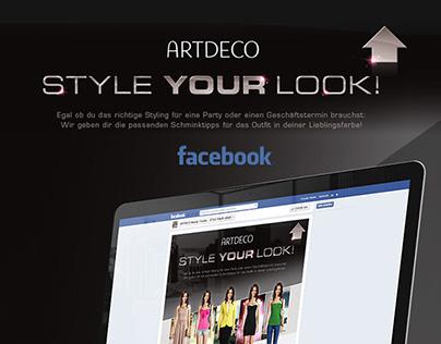 ARTDECO / Facebook App / Beauty Tipps