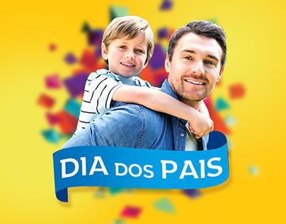 Dia dos Pais - Comercial Tomio