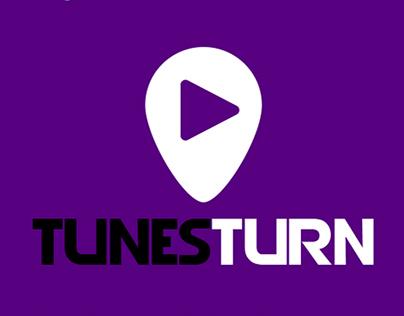 appli mobile TunesTurn