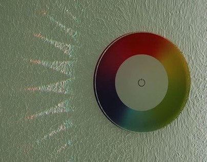 RGB sensor ring