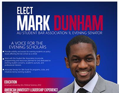 Elect Mark Dunham