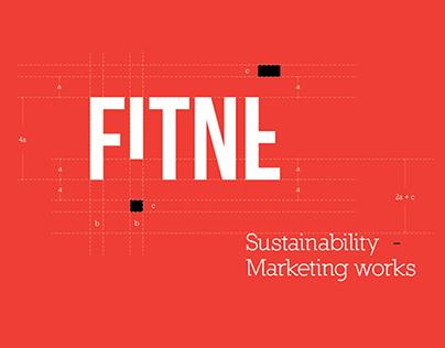 Fitne Corporate Identity