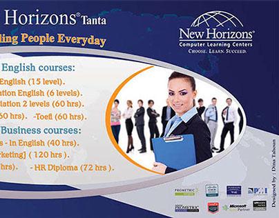 New Horizons Banner