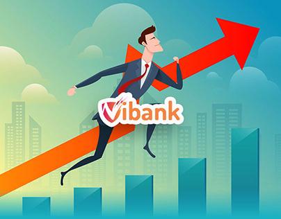 Vibank vay thế chấp sổ đỏ ngân hàng