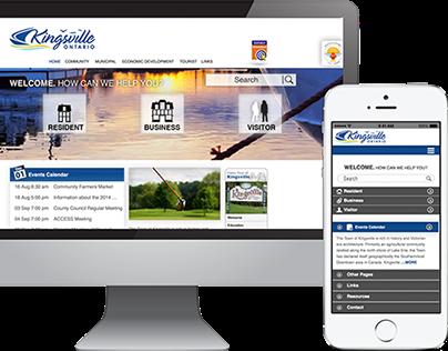 Kingsville Township  Website