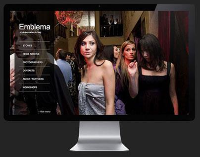 CASE STUDIES - Emblema Photoagency Website