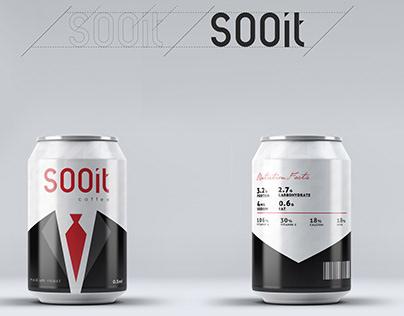'SOOIT' energy drinks