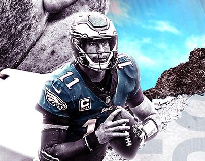 Carson Wentz-Philadelphia Eagles
