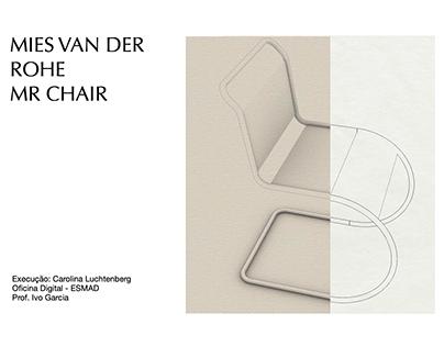 Projeto Cadeira 3D