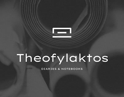 Theofylaktos Diaries & Notebooks