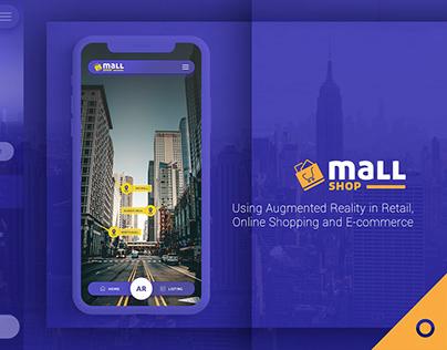 UI UX - AR Mobile App