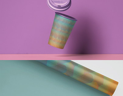 Retail Visual Concept - Stationery & Packaging