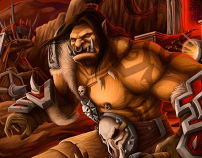 Warlords of Draenor (illustration)