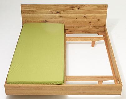 MAMMAwood - wooden bed