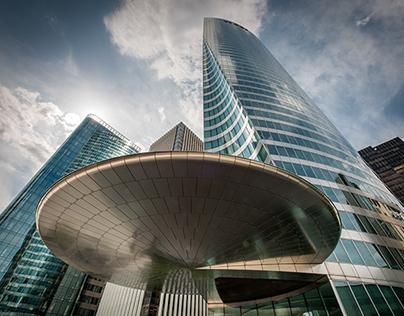 La Défense, Paris - Impression