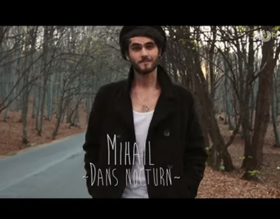 Mihail - Dans Nocturn (music video)