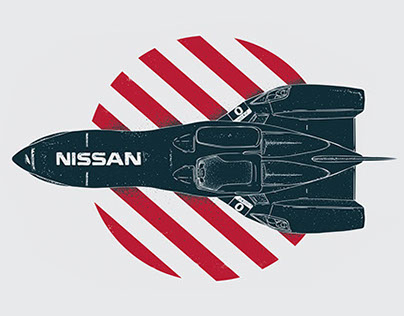 Nissan branding office