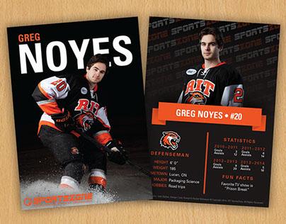 Senior Hockey Cards - RIT SportsZone
