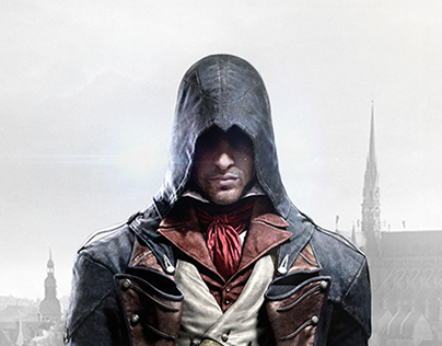 Assassin's Creed 2014 - Posters Concept