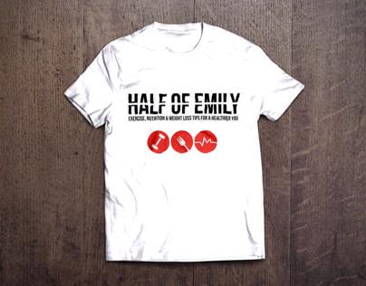 Half of Emily Branding and Logo Design