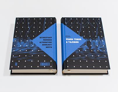 Book Design / Praha temná a tajemná