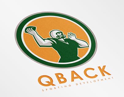 QBack Sporting Development Logo