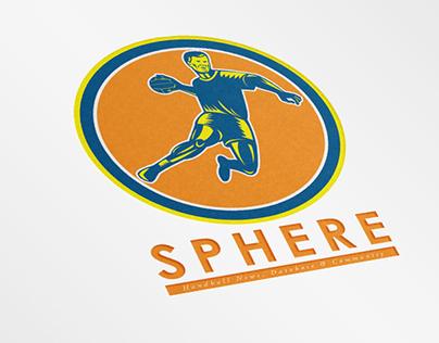 Sphere Handball News Digest Logo