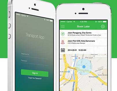 Transport App (Beta)