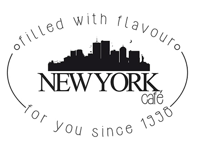 New York Cafe - concept