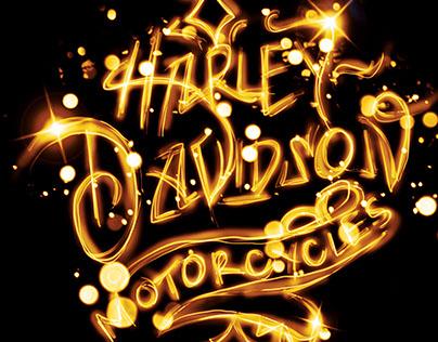 Harley Davidson Ad Campaign