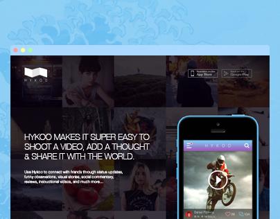 Hykoo Web / Concept